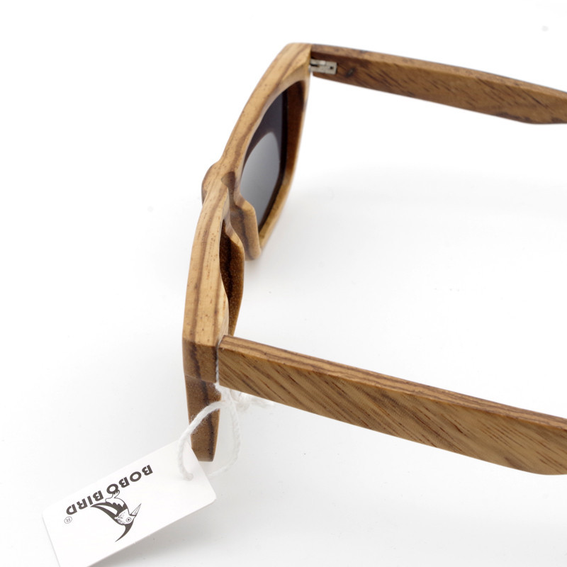 Handmade Wood Wooden Sunglasses BS04