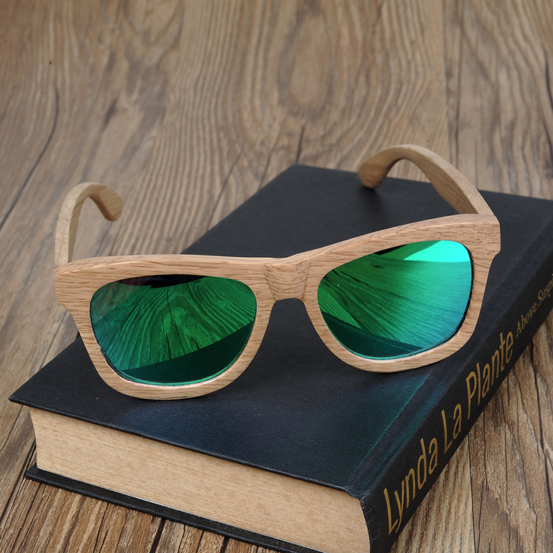 Handmade Wooden Sunglasses BS01