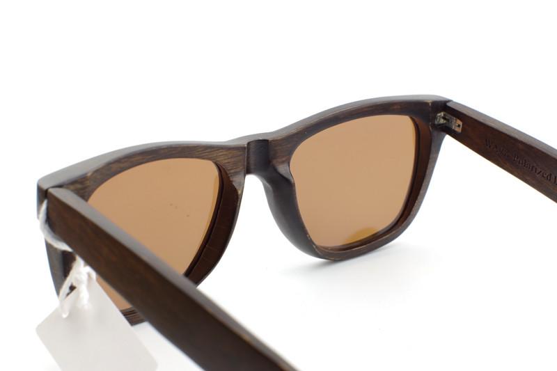Ebony Wooden Sunglasses BS02