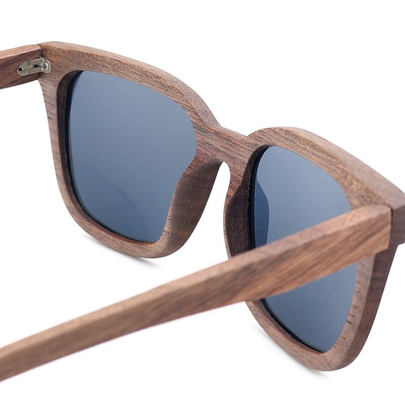 Black Walnut Wooden Sunglasses