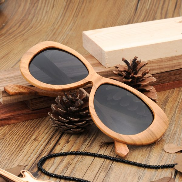 Wooden Sunglasses B12