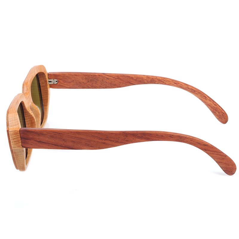 Wooden Bamboo Sunglasses B13