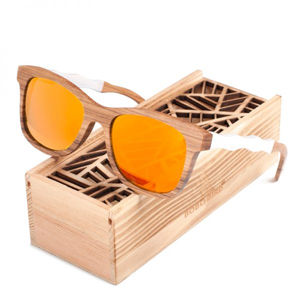 Wooden Beach Drive Sunglasses