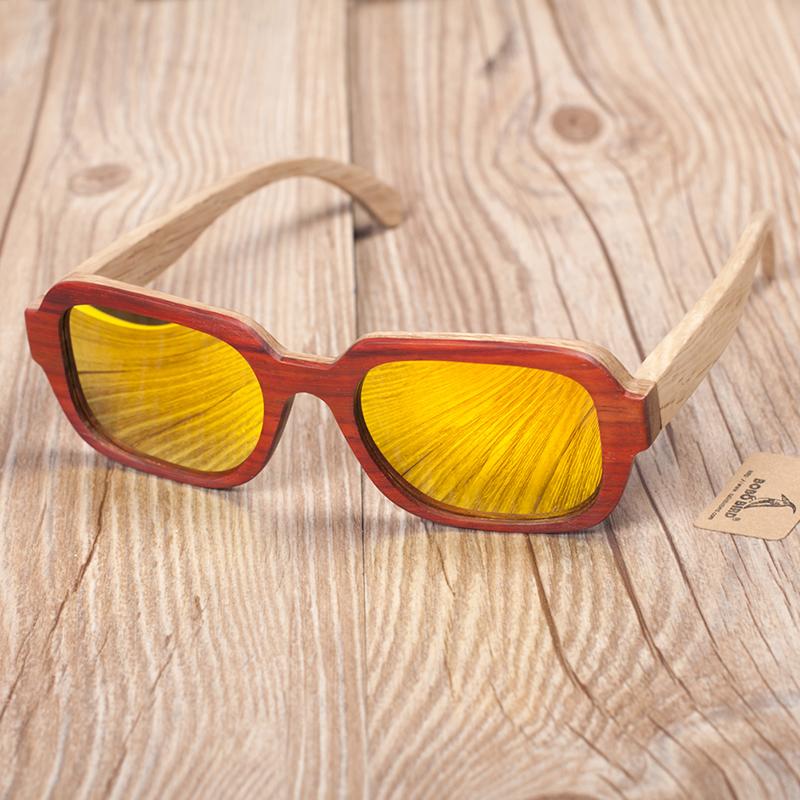 Wooden Sunglasses B16
