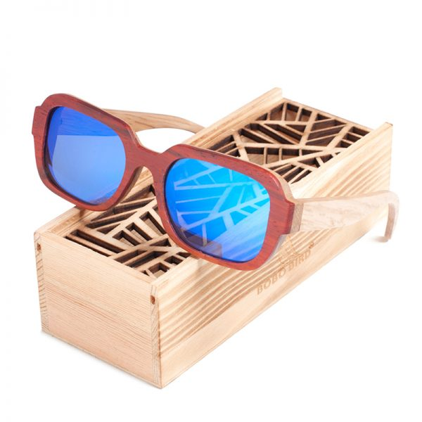 Wooden Sunglasses B16