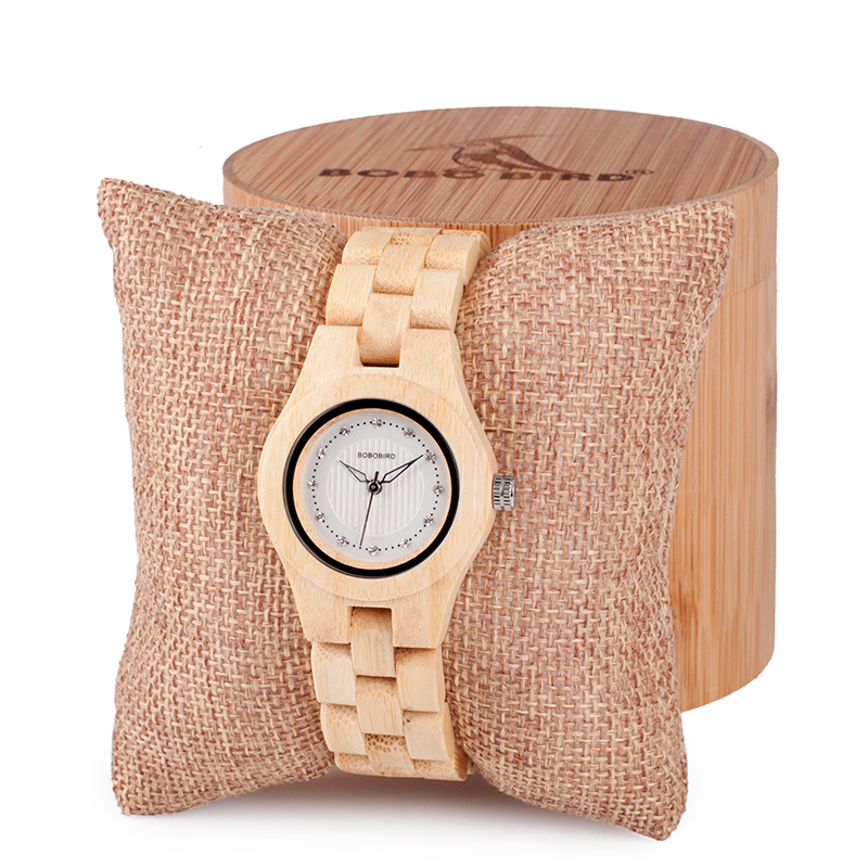 Wooden Watch W02