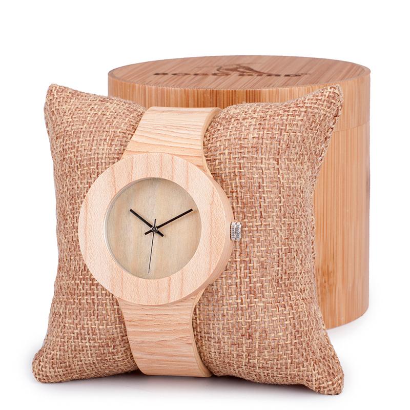 Wooden Watch W03