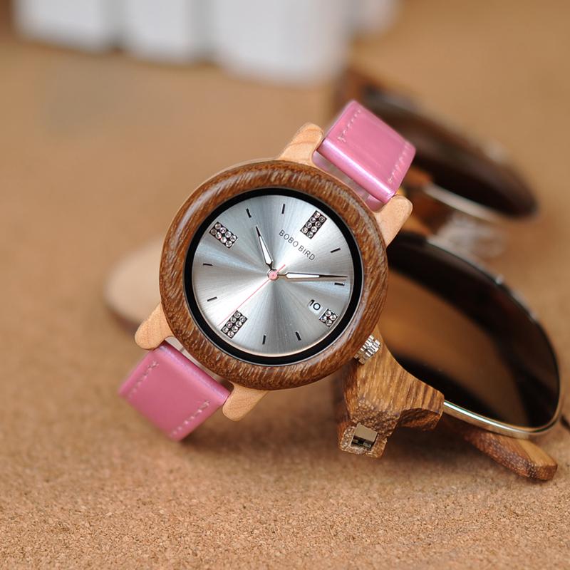 Wooden Watch W04
