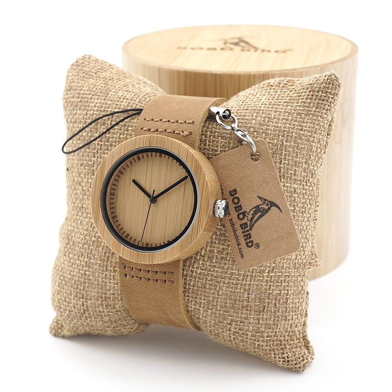 Wooden Watch W05