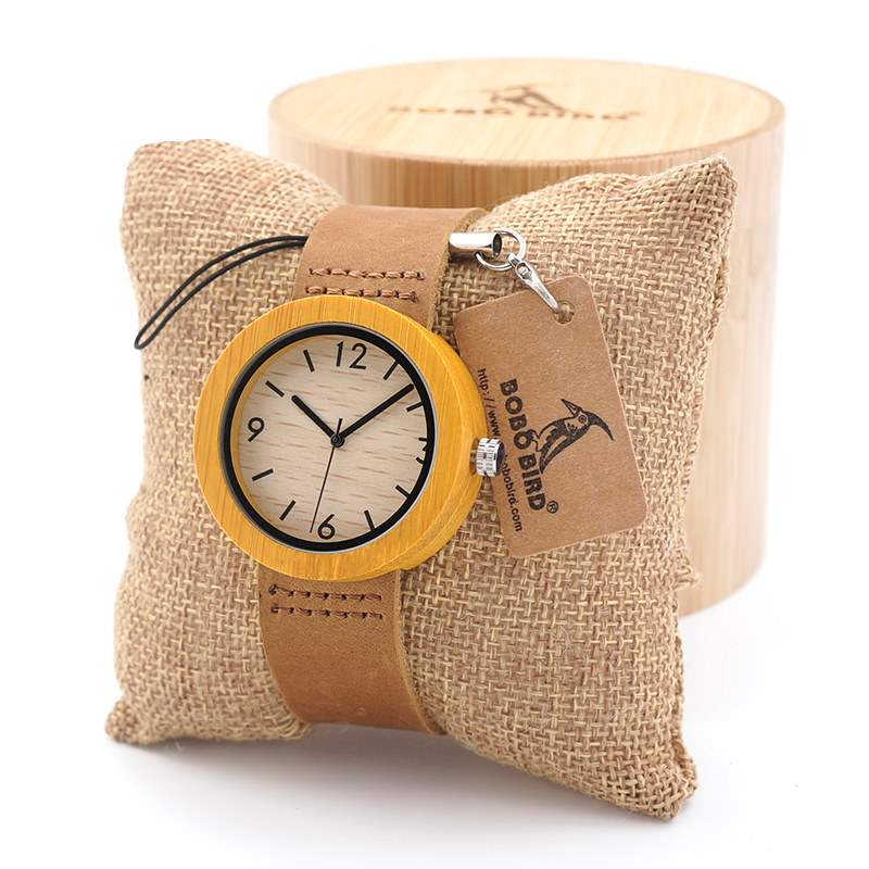 Wooden Watch W05
