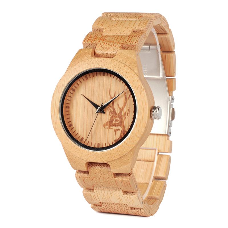 Wooden Watch W07