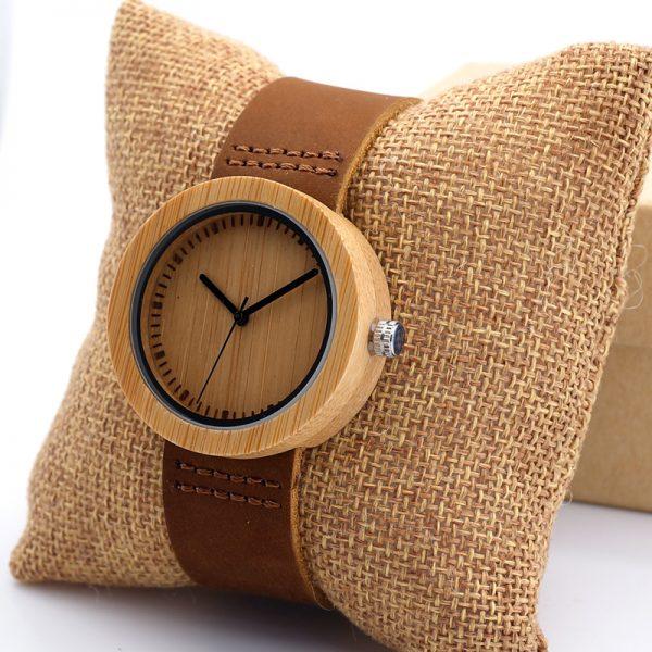 Wooden Watch W09