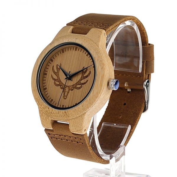 Wooden Watch W10