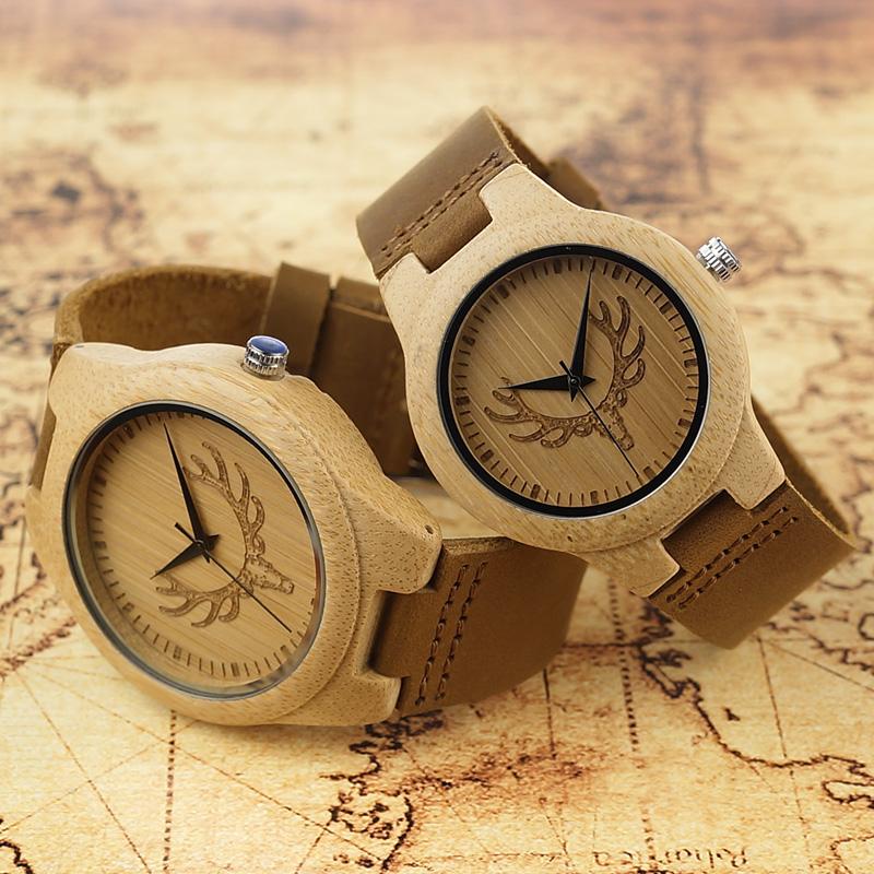 Wooden Watch W10