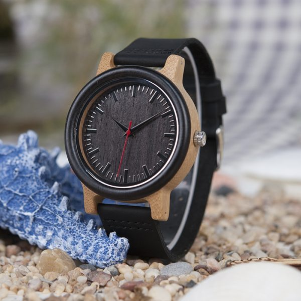 Wooden Watch M01
