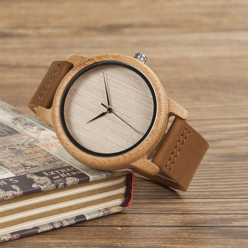Wooden Watch M03