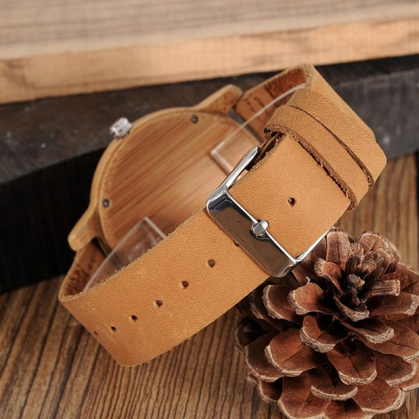 Wooden Watch M04