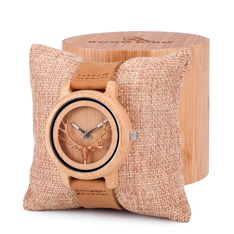Wooden Watch M04