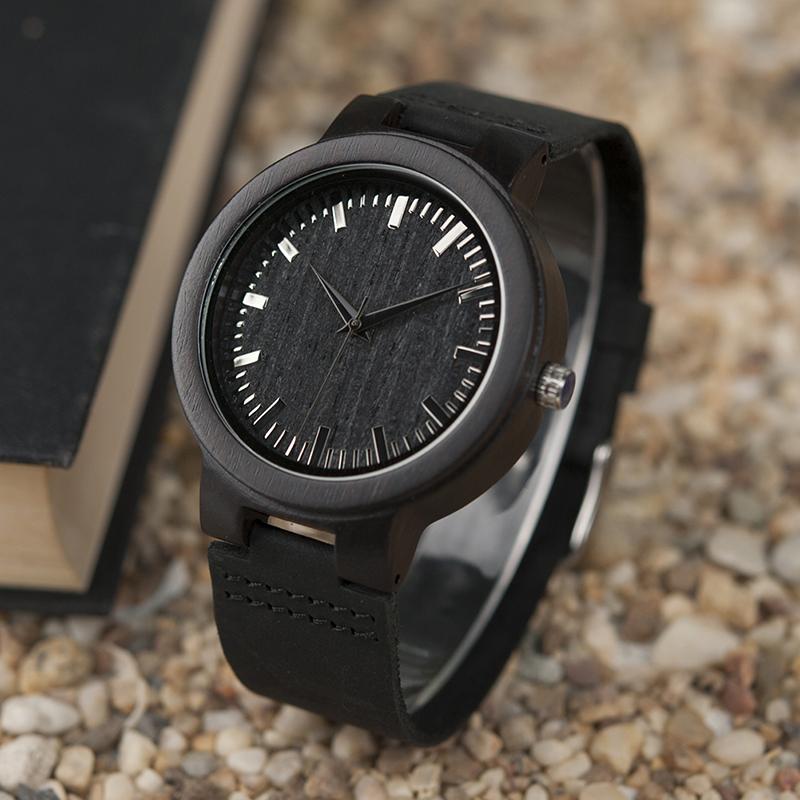 Wooden Watch M05