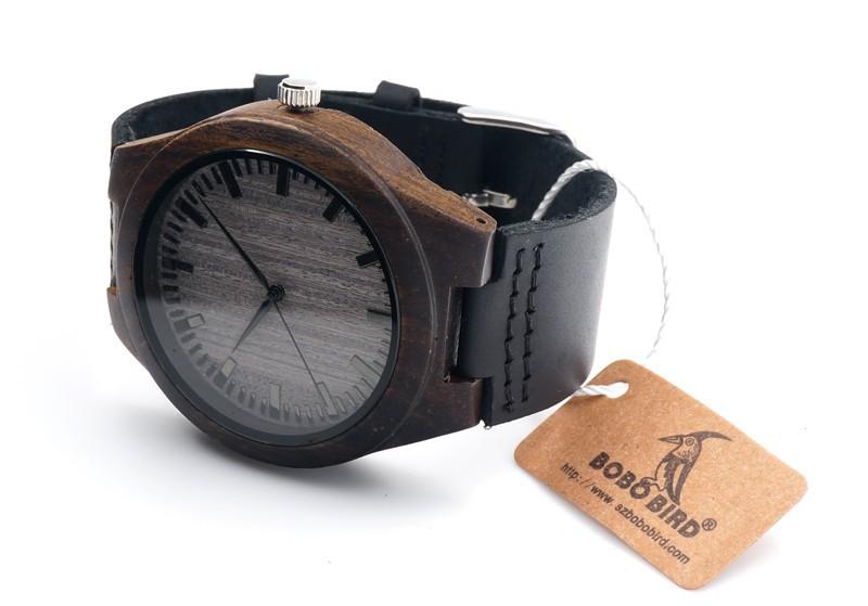 Wooden Watch M07