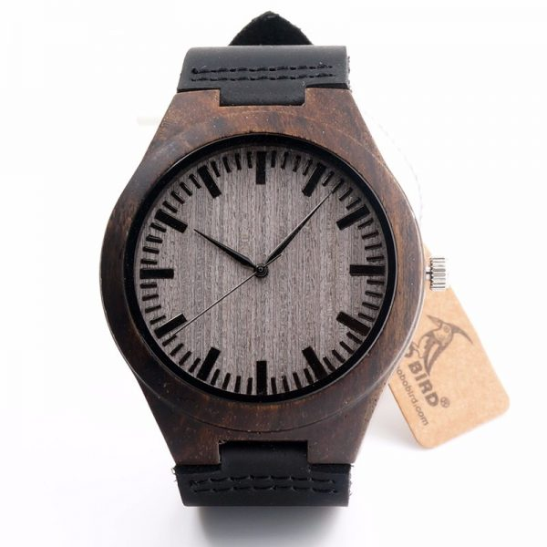 Wooden Watch M07