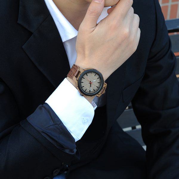 Wooden Watch M13