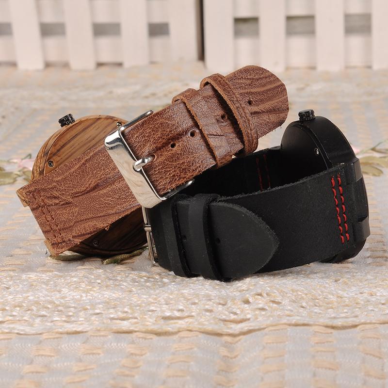 Wooden Watch M13