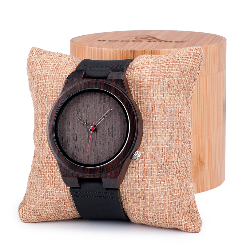 Wooden Watch M14