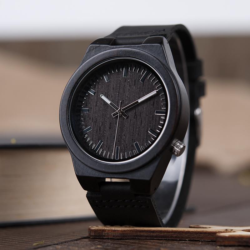 Wooden Watch M14