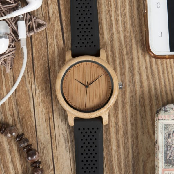 Wooden Watch M15