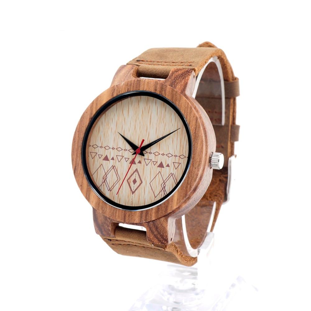 Wooden Watch M17