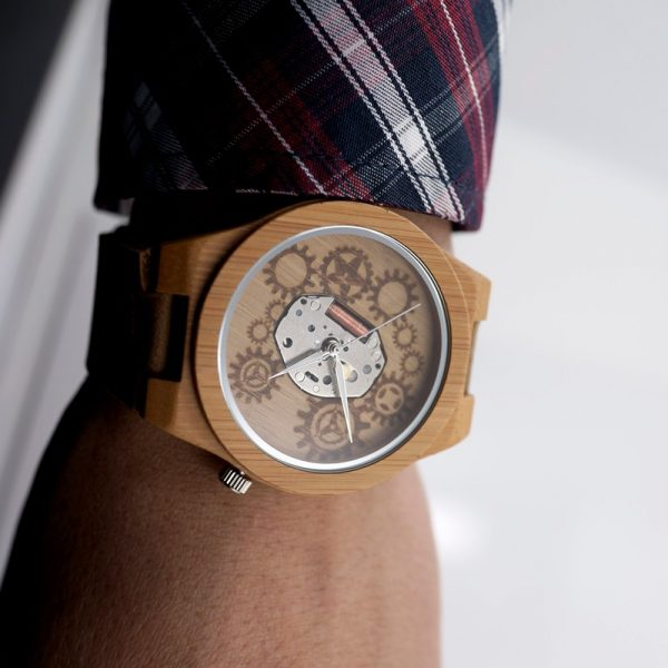 Wooden Watch M18