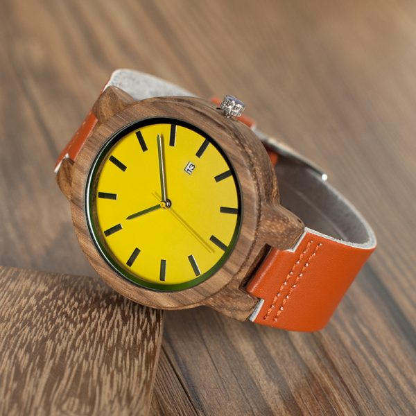Wooden Watch M19