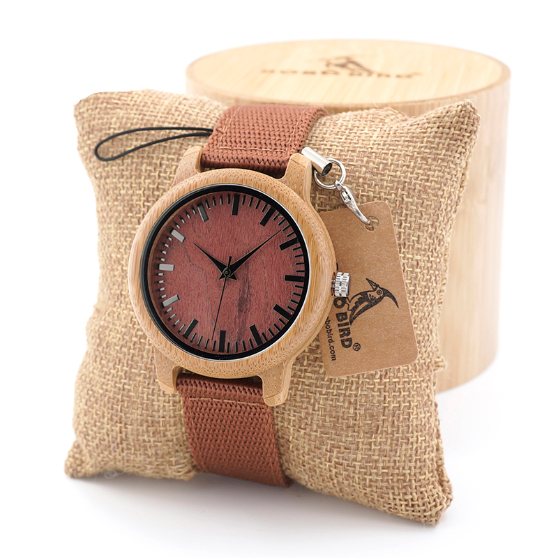 Wooden Watch M20