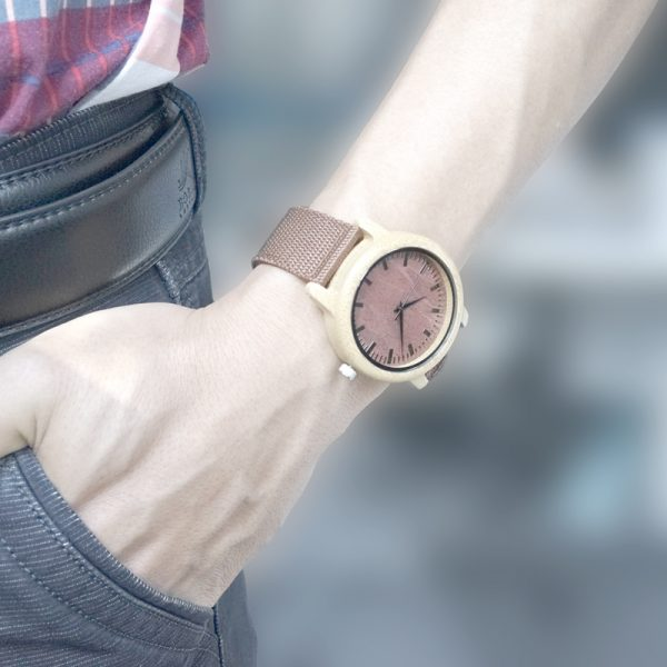 Wooden Watch M20