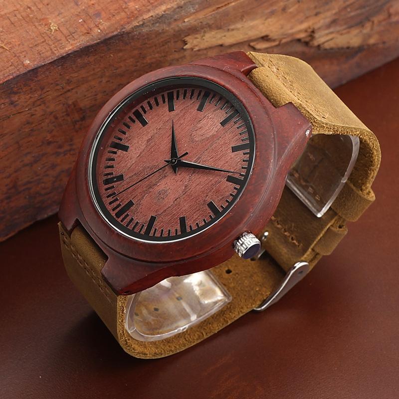 Wooden Watch M22