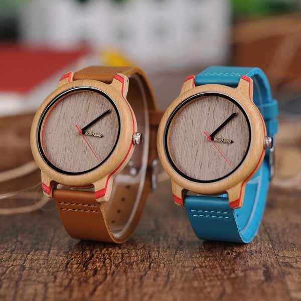 Wooden Watch M23