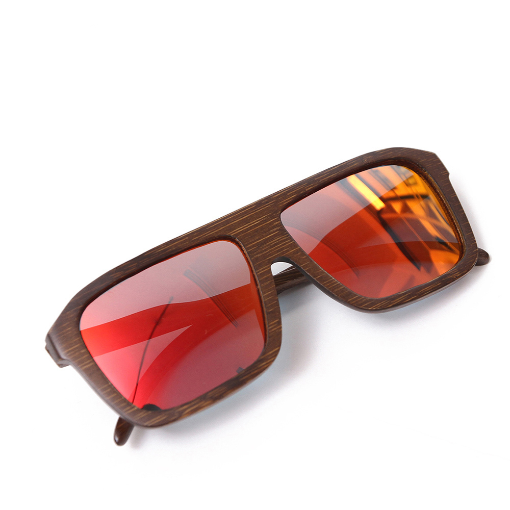 Bamboo Wooden Sunglasses B21