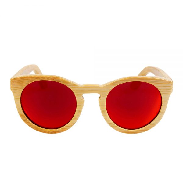 Bamboo Wooden Sunglasses B24