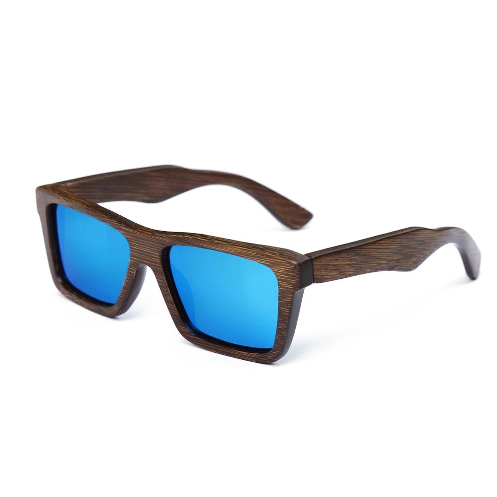 Bamboo Wooden Sunglasses B25
