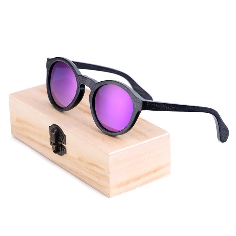 Bamboo Wooden Sunglasses B28