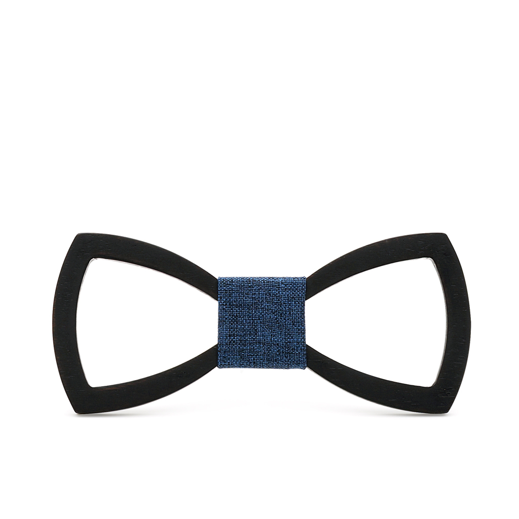 Wooden Bow-Tie T05