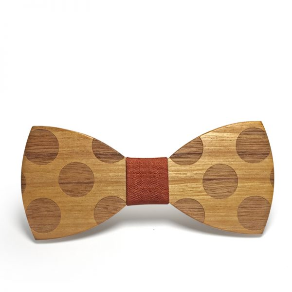 Wooden Bow-Tie T14