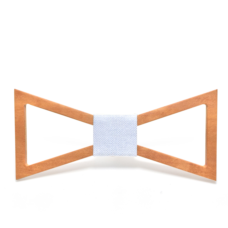 Wooden Bow-Tie T15