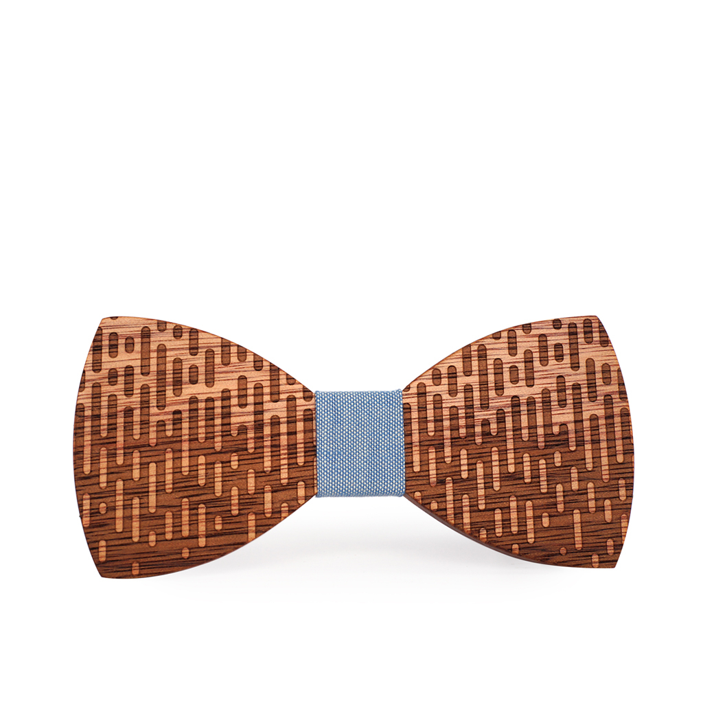 Wooden Bow-Tie T16