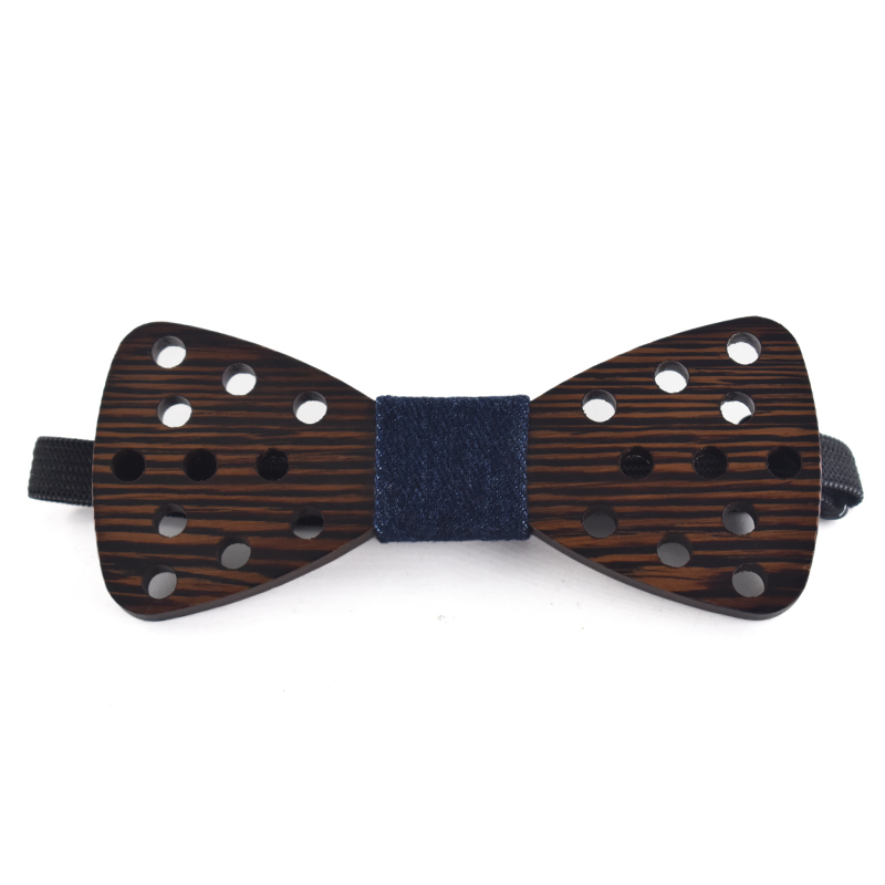 Wooden Bow-Tie T22