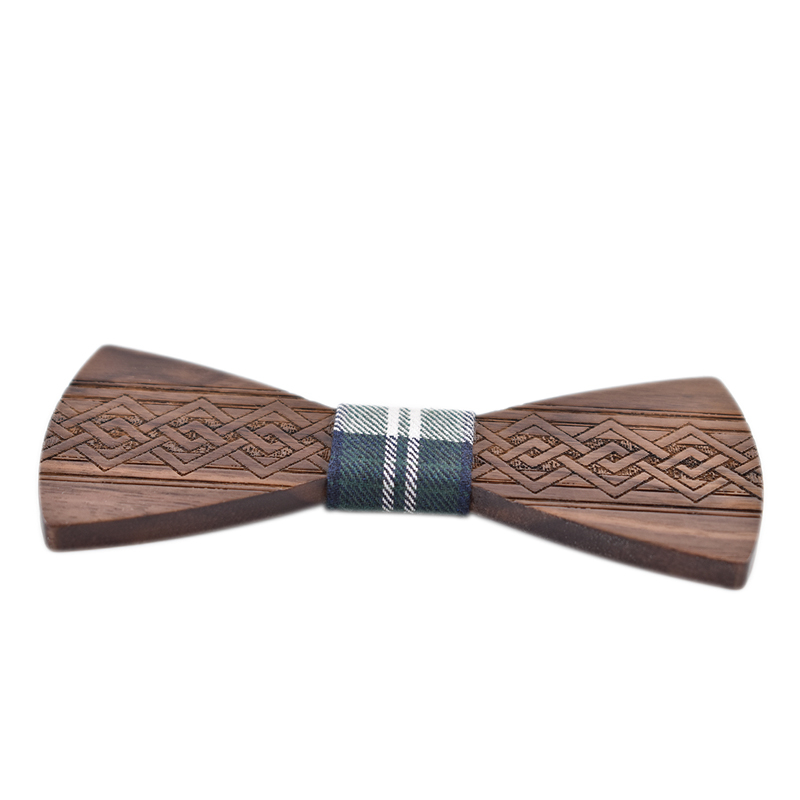 Wooden Bow-Tie T25