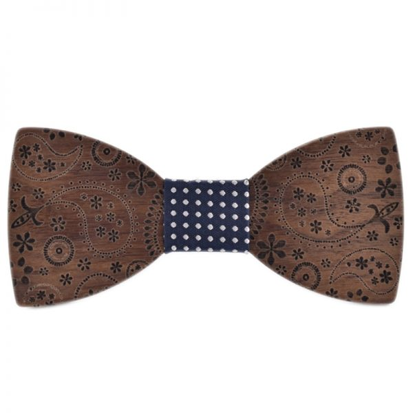 Wooden Bow-Tie T26
