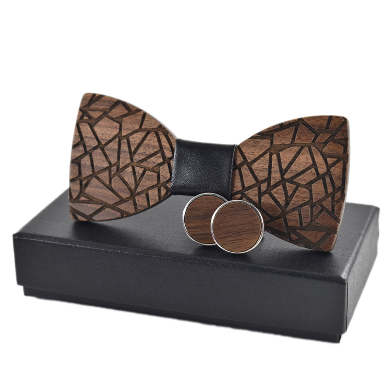 Wooden Bow-Tie T27
