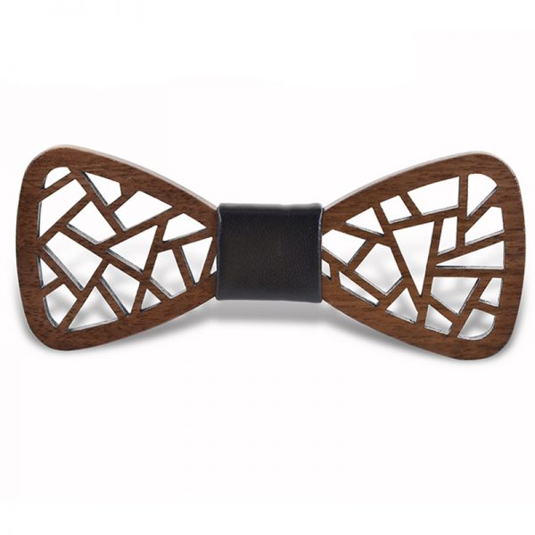 Wooden Bow-Tie T28